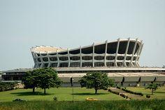National Theater, Lagos-Nigeria.