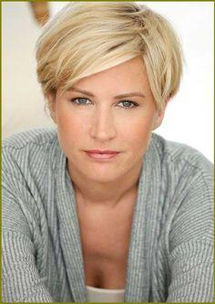 kurze blonde frisuren - Google-Suche