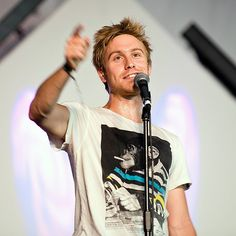 Being funny makes you hot - Russell Howard is living proof of this theory.