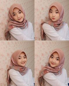 Casual Hijab Outfit, Ootd Hijab, Hijab Makeup, Selfie Poses, Aesthetic Grunge, Ulzzang Girl, Weekend Is Over, Photo Poses, Fashion Outfits