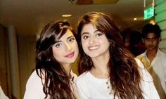 Sajal and Sister Saboor Ali Shoot First Movie this year.