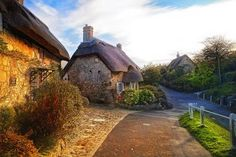 Godshill~ Isle of Wight we have been here several times.one of our favorite places on earth. Places To Travel, Places To Visit, Thatched Roof, Europe, I Want To Travel, Isle Of Wight, Great Britain, Places Ive Been, The Good Place