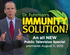 You can find Dr. Fuhrman on facebook http://www.facebook.com/drfuhrman