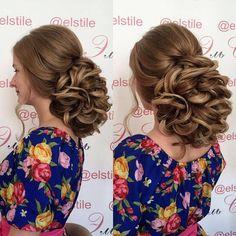 😍 hair at @elstile | причёска в @elstile  #elstile #эльстиль with our very own 🔥 Super Voluminous Elstile Hair Extensions ✨  #elstilehair —————————————————————–—— 🛍 Shop at www.elstileshop.com Or @elstileshop  ______________________________________________________ 🇷🇺 МОСКВА + 7 926 910.6195 (звонки, what'sApp, viber)  8 800 775 43 60 (звонки) 📲 Elstile.ru ✨ ОБУЧЕНИЕ  @elstile.models 📲 elmarriage.ru _______________________________________________________ 🇺🇸 PASADENA CA 📞 +1 626… Up Hairstyles, Wedding Hairstyles, Elegant Wedding Hair, Bun Updo, Makeup Yourself, Updos, Diana, Hair Color, Weddings