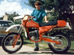 1982 Zundapp GS 175