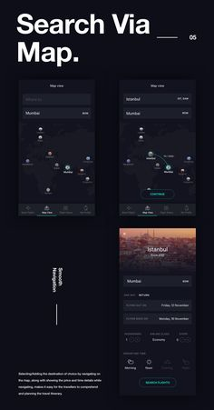 Flight App Concept (Freebie Inside) on Behance