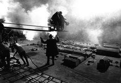 Fellini in Filmstudio