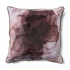 Funda cojín Dacila - Kave Home Urban Farmhouse, Decoration, Tapestry, Throw Pillows, Interior, Home Decor, Beige, Products, Pink