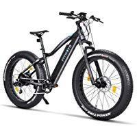h Alu.Mountain Bike Black 26 /'/'Mountain Bike 21Gang Bicycle Electric Bike 30km