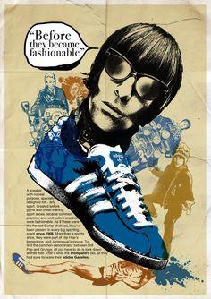 Adidas Gazelle Ad