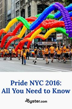 With so many events going on that will both enlighten and simply be a fun time, it can be hard to know exactly when and where to go. Here is a list of the happenings and hotels worthy of your trip to The Big Apple for Gay Pride Week.