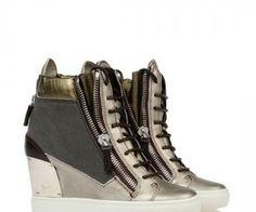 $206.00   Giuseppe Zanotti Women Sneakers