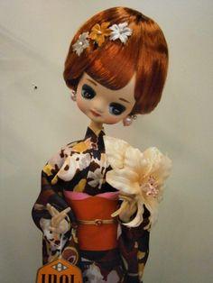 昭和ポーズ人形