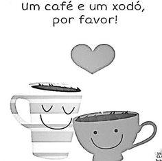 Atchim... Bom dia! Um café e um chá bem forte. Atchim! Por favor! Atchim!   #Cof  #Café  #Coffee  #Atchim #BomDia
