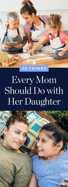 Here are 12 things every Mom should do with her daughter before High School. Get all the best ideas here. #daughteractivities #parentingadvice #kids #tipsformoms #raisingdaughters