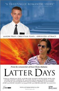 A promiscuous gay party animal falls for a young Mormon missionary, leading to crisis, cliché, and catastrophe.