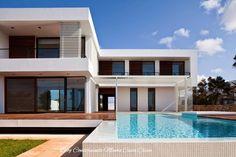 Construindo Minha Casa Clean: Fachadas de Casas Modernas com Brises!!!