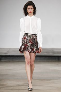 #Farbbberatung #Stilberatung #Farbenreich mit www.farben-reich.com Mother of Pearl - Spring 2017 Ready-to-Wear