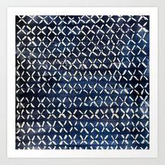 Watercolor Batik Art Print by craftberrybush Batik Art, Artwork Prints, Watercolor, Walls, Living Room, Pen And Wash, Watercolor Painting, Watercolour, Home Living Room