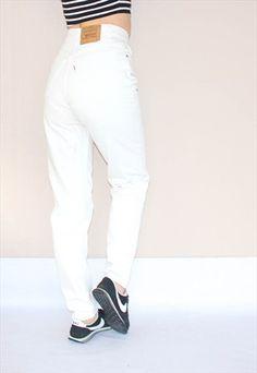 Vintage+10950+Super+High+Waist++Levi's++Jeans+