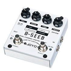 JOYO D-SEED Dual Channel Digital Delay Guitar Effect Peda... https://www.amazon.com/dp/B00HB2ZEUG/ref=cm_sw_r_pi_dp_x_I4EpybQJYRJN0