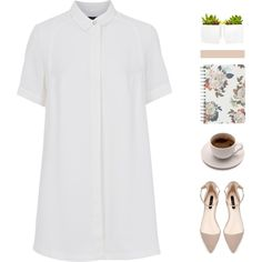 A fashion look from September 2015 featuring French Connection dresses. Browse and shop related looks.
