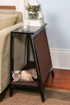 25 Pieces of Cat Furniture to Keep Your Home Stylish #catsdiyscratcher
