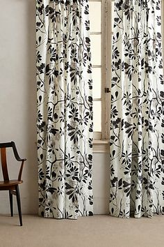Amparo Curtain #anthropologie for my bedroom