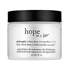 Philosophy - Hope in a Jar. Used to be part of my skin regime.... was great tempted to put back in my routine. #LifeWithAly  #sephora
