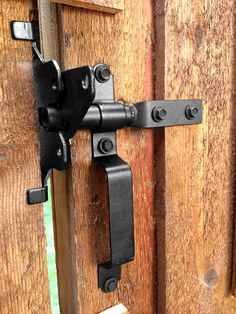 Hutchison Gate Latch Cattle Guard Dog Stuff