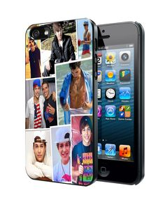 Austin Mahone Collage4 Samsung Galaxy S3 S4 S5 Note 3 Case, Iphone 4 4S 5 5S 5C Case, Ipod Touch 4 5 Case