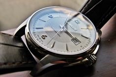 Hamilton Jazzmaster Viewmatic Cool Watches, Watches For Men, Hamilton Jazzmaster, Dress Watches, Vintage Watches, Omega Watch, Jewerly, Classic, Accessories
