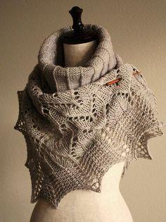 Ravelry: knittimo's pearl shawl.