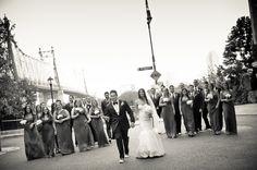 #50 #New York City #Wedding #Bride #Groom #Bridesmaids #Groomsmans