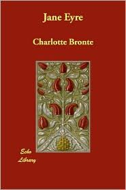 Jane Eyre by Charlotte Bronte... Ahh, Mr. Rochester, one of the first men I ever fell in love with.  Probably why I always go for dark, cynical, savage men.