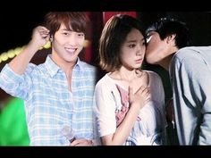 Yonghwa's reactions to his scenes with park shinhye