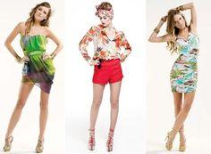 Moda de Roupas para Festa Havaiana