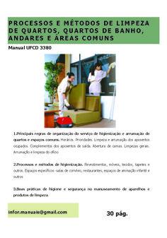 3380. Processos e métodos de limpeza de quartos