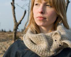 foxy scarf. €59.00, via Etsy.