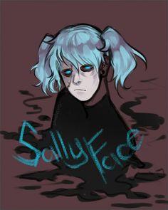 Sally Face как религия