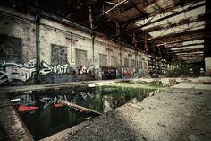 urban exploration trier