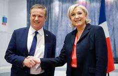 Le Pen Has Potential Prime Minister, No Rush on Euro Exit.(April 29th 2017)