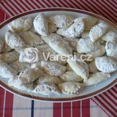 Fotografie receptu: Octové cukroví Czech Recipes, Russian Recipes, Christmas Baking, Christmas Cookies, Christmas Recipes, Eastern European Recipes, Something Sweet, Mojito, Sweet Tooth