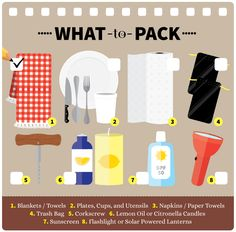 What to Pack for a Picnic