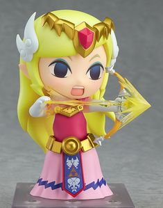 Nendoroid Zelda: The Wind Waker HD Ver. Series The Legend of Zelda: The Wind Waker HD Manufacturer Good Smile Company Category Nendoroid Price ¥4,444 (Before Tax) Release Date 2016/10 Specifications Painted ABS&PVC non-scale articulated figure with stand included. Approximately 100mm in height. Sculptor toytec D.T.C Cooperation Nendoron