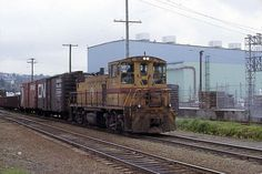 Shunting in the New Westminster Yards Southern Rail, Rail Link, New West, Shopping Center, Westminster, Santa Fe, Illinois, Yards, Trains