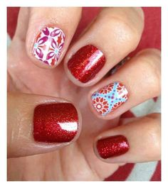 Jamberry Nails are AWESOME!!! To order some as awesome as these: jessicavansoestberg.jamberrynails.net