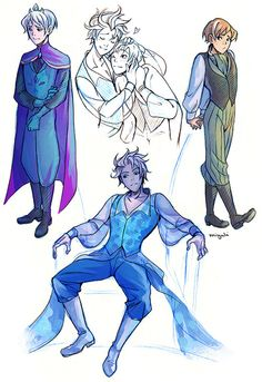 Genderbend Frozen~ why has no one done gender bent Kristoff yet?
