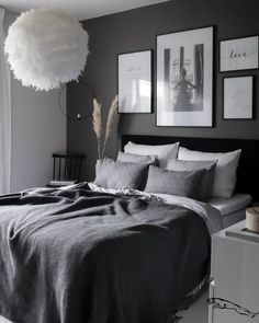 89 top Choices Luxury Bedroom Sets for Men Decor Master Bedroom Decorating Ideas Modern Bedroom Sets Luxury Bedroom Sets, Luxurious Bedrooms, Room Ideas Bedroom, Home Decor Bedroom, Ikea Bedroom, Bedroom Furniture, Black Bedroom Decor, Bedroom Curtains, Bedroom Plants