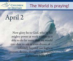Children of Destiny - April 2, 2013